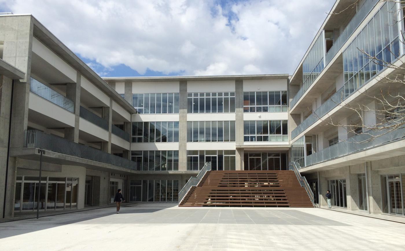 富山県立富山中部高校